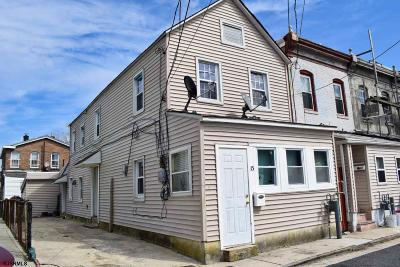 Atlantic City Single Family Home For Sale: 115 Maxwell Ave Ave