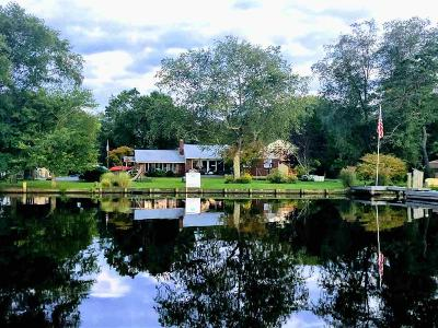Mays Landing Single Family Home For Sale: 213 Old River Road