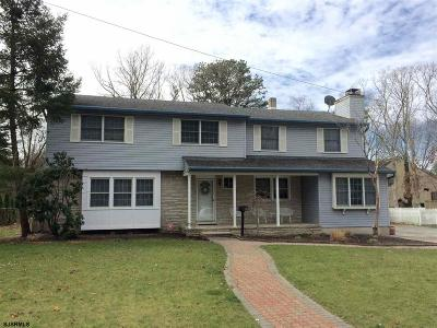 Linwood Single Family Home For Sale: 403 Frances Ave
