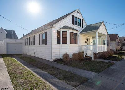 Margate Single Family Home For Sale: 112 N Haverford Ave