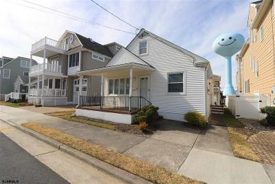 Longport Single Family Home For Sale: 20 S Woodcrest Ave