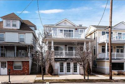 Ocean City Condo/Townhouse Undercontract-Cont Toshow: 1230 Asbury Ave #3rd Floo