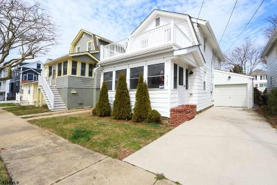 Ventnor Single Family Home For Sale: 127 N Richards Ave