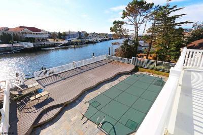 Atlantic City, Longport, Longport Borough, Margate, Ventnor, Ventnor Heights Rental For Rent: 7910 Bayshore Dr