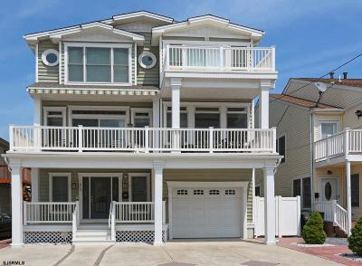 Brigantine NJ Single Family Home For Sale: $715,000