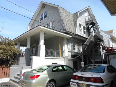 Atlantic City Multi Family Home For Sale: 105 S California Ave