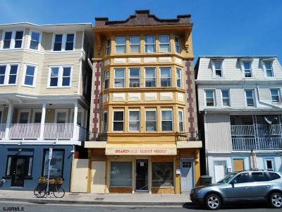 Atlantic City Multi Family Home For Sale: 167 S Tennessee Ave