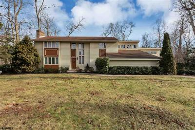 Vineland Single Family Home For Sale: 277 Brookfield St Street