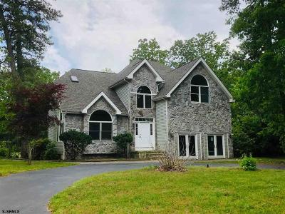 Mays Landing Single Family Home Back On Market: 2 Rainbow Dr