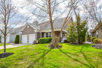 Galloway Township Single Family Home For Sale: 682 Cypress Point