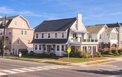Ventnor Single Family Home For Sale: 6602 Atlantic Ave