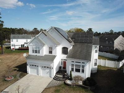 Mays Landing Single Family Home Undercontract-Cont Toshow: 94 Charleston Cir