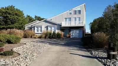 Brigantine Single Family Home For Sale: 15 E Ocean Dr