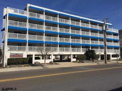 Ocean City Condo/Townhouse For Sale: 928 Wesley Ave #307