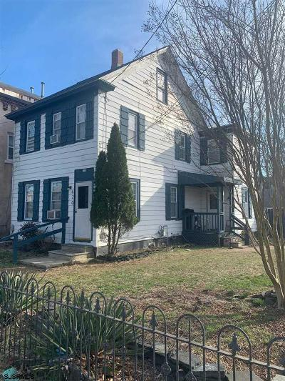 Millville Single Family Home For Sale: 620 Church