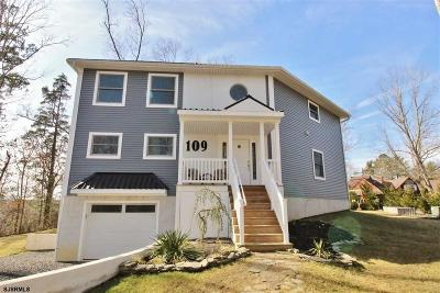 Mays Landing Single Family Home For Sale: 109 Post Road
