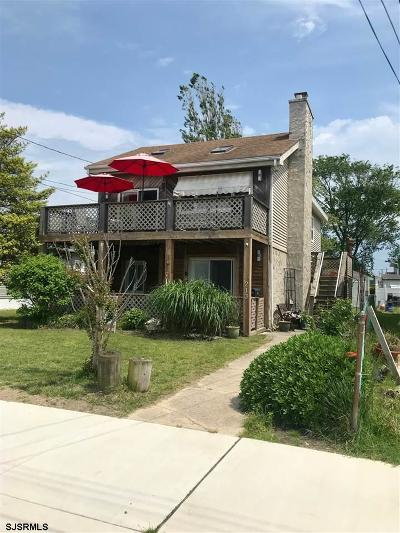 Ocean City Condo/Townhouse For Sale: 215 Simpson Ave #2