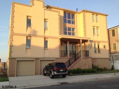 Atlantic City, Longport, Longport Borough, Margate, Ventnor, Ventnor Heights Rental For Rent: 141 N Surrey Ave