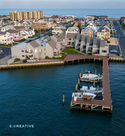 Longport Condo/Townhouse For Sale: 4 N 26th Ave #8