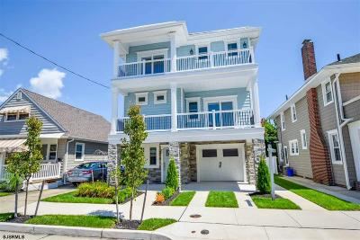 Margate Single Family Home For Sale: 27 N Brunswick Ave