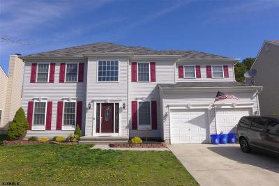 Mays Landing Single Family Home For Sale: 80 Chancellor Park Dr
