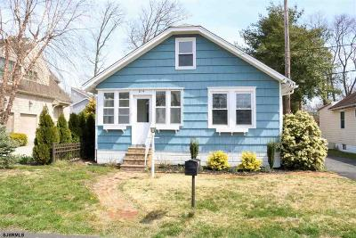 Linwood Single Family Home For Sale: 614 W Vernon Ave