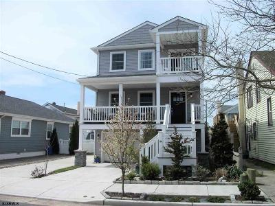 Ventnor Single Family Home For Sale: 130 N Lafayette Ave