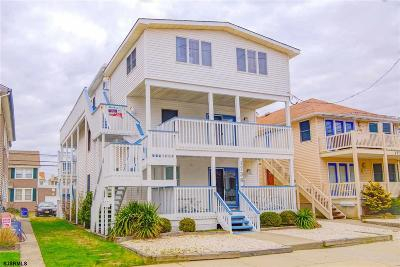 Ocean City Condo/Townhouse For Sale: 1738 Central Ave #3