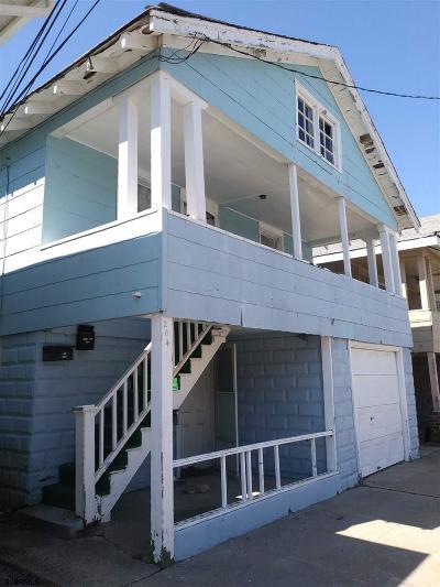 Ventnor Multi Family Home For Sale: 204 N Sacramento