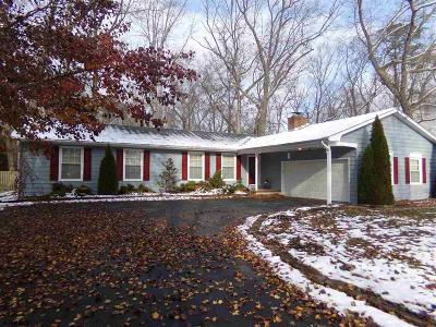 Vineland Single Family Home For Sale: 3810 Candlewood East
