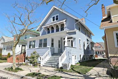 Atlantic City Single Family Home For Sale: 53 Aberdeen Pl