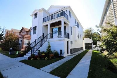 Margate Single Family Home For Sale: 24 N Fredericksburg Ave