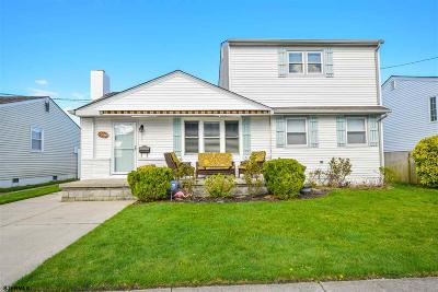 Ventnor Heights Single Family Home For Sale: 407 N Harvard Ave Ave