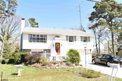 Absecon Single Family Home For Sale: 11 Lisbon Ave