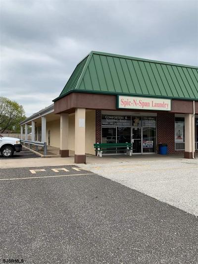 Vineland Commercial For Sale: 854 N Main Road Road