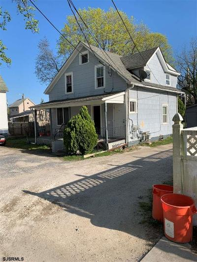 Vineland Multi Family Home For Sale: 123 N East Ave Ave