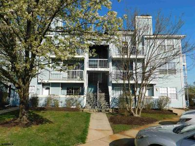Egg Harbor Township NJ Condo/Townhouse For Sale: $94,900