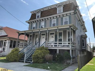 Ocean City Multi Family Home For Auction: 423 Central Ave