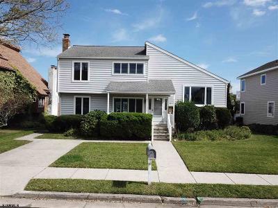 Brigantine Single Family Home For Sale: 17 Beach Cv