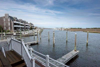 Somers Point Condo/Townhouse For Sale: 1609 Harbour Cove South #1609