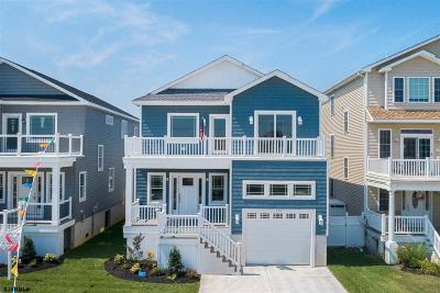 Brigantine Single Family Home For Sale: 250 40th Street