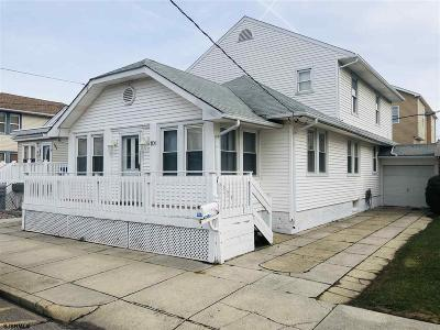 Ventnor Single Family Home For Sale: 101 N Wyoming Ave Ave