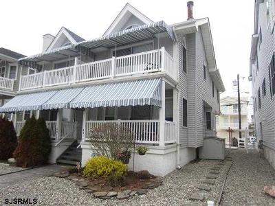 Ocean City Condo/Townhouse For Sale: 4919 West Ave Ave #2