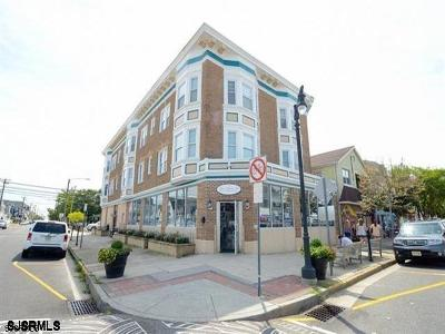 Ocean City Condo/Townhouse For Sale: 701 Asbury Ave #2B