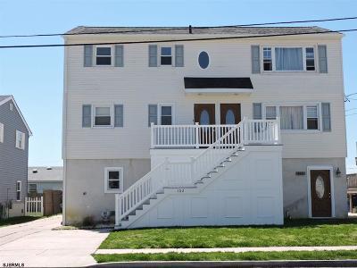 Brigantine Multi Family Home For Sale: 102 Hamilton Pl Pl