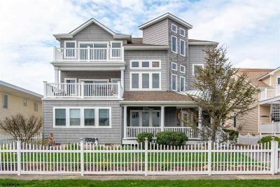 Brigantine NJ Single Family Home For Sale: $1,599,000