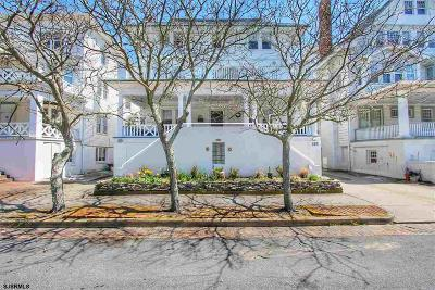 Ventnor Single Family Home For Sale: 105 S Cornwall Ave