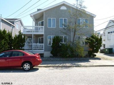 Ocean City Condo/Townhouse For Sale: 408 31st Street #1