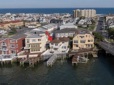 Longport Single Family Home For Sale: 2703 Sunset Ave