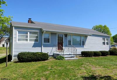 Upper Deerfield Township Single Family Home For Sale: 1012 N Highland Ave